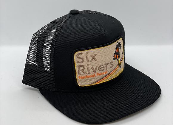Six Rivers Pocket Hat