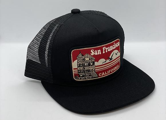 San Francisco Pocket Hat (Red Victorian)