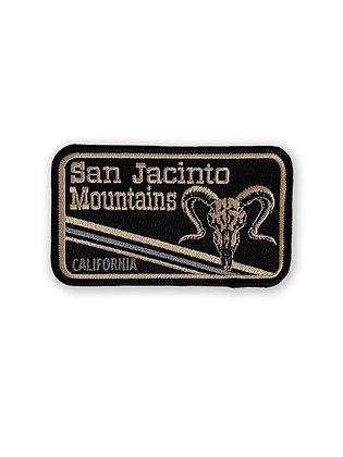 San Jacinto Mountains Patch
