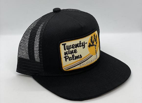 Twenty Nine Palms Pocket Hat