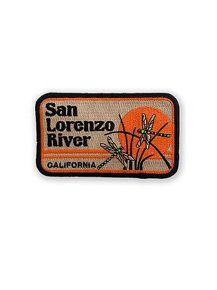 San Lorenzo River Patch