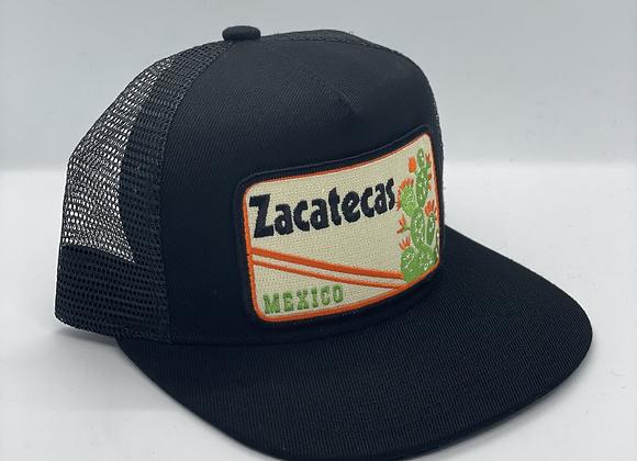 Zacatecas Mexico Pocket Hat