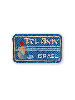 Tel Aviv Israel Patch