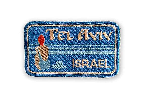 Tel Aviv Israel Patch