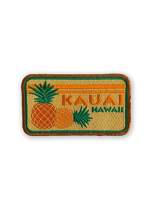 Kauai Hawaii Patch