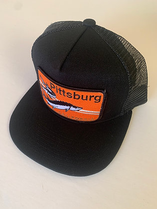 Pittsburg Pocket Hat