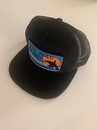 San Juan Islands Washington Hat