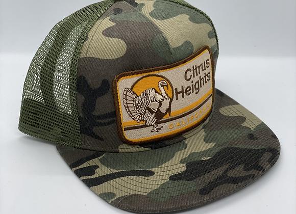 Citrus Heights Pocket Hat