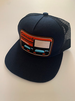 Concord Pocket Hat (version 2)