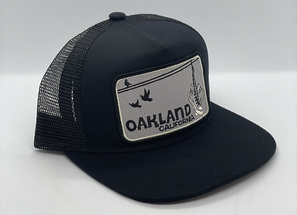 Oakland Pocket Hat (Shoes / Raiders)