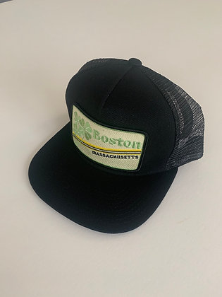 Boston Pocket Hat
