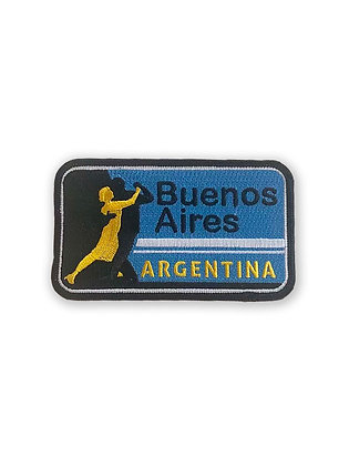 Buenos Aires Argentina Patch