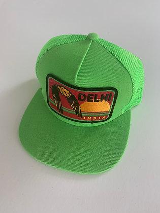Delhi India Hat