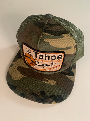 Tahoe National Forest Pocket Hat