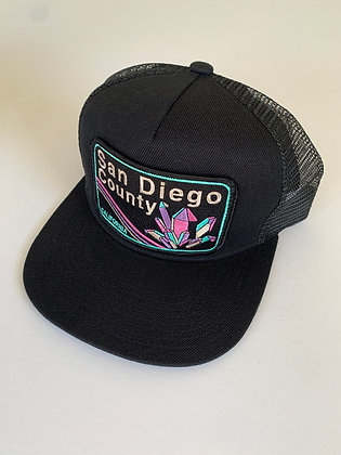 San Diego County Pocket Hat
