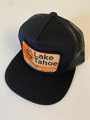 Lake Tahoe Skier Pocket Hat