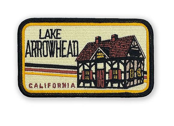 Lake Arrowhead Patch