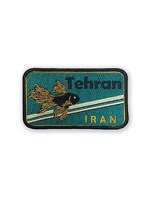 Tehran Iran Patch