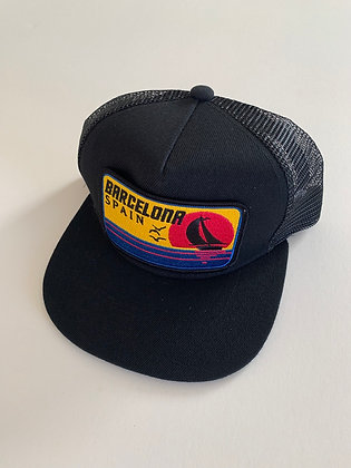 Barcelona Spain Hat