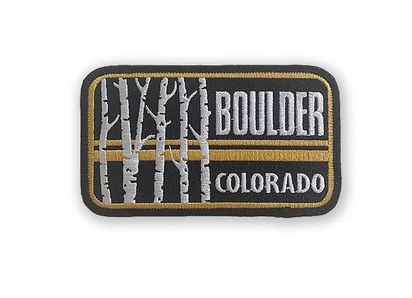 Boulder Colorado Patch