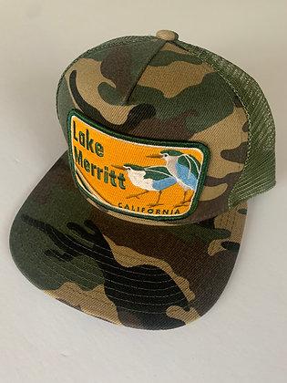 Lake Merrit Pocket Hat
