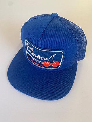 San Leandro Pocket Hat
