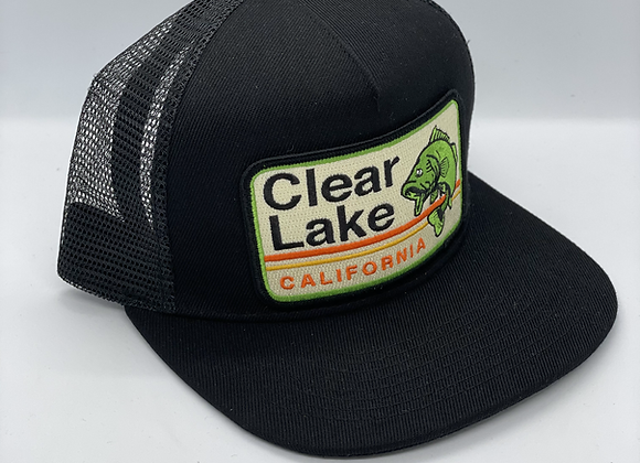 Clear Lake Pocket Hat
