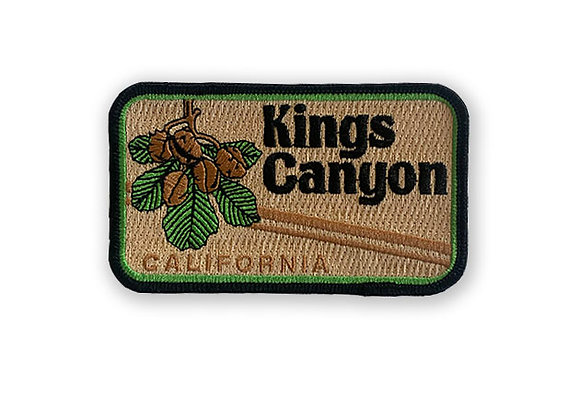 Kings Canyon Patch