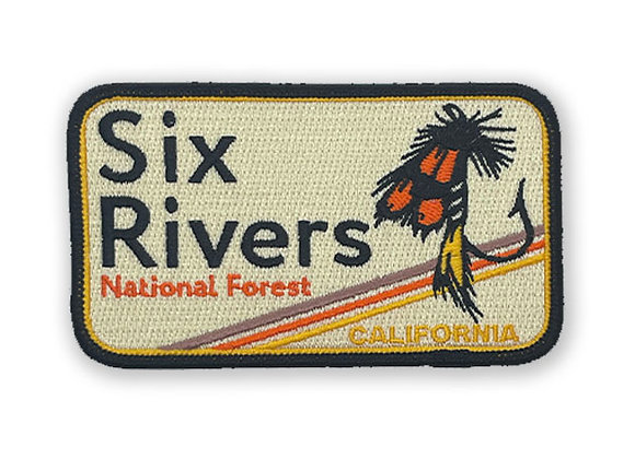 Six Rivers National Forest Patch