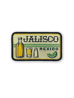 Jalisco Mexico Patch