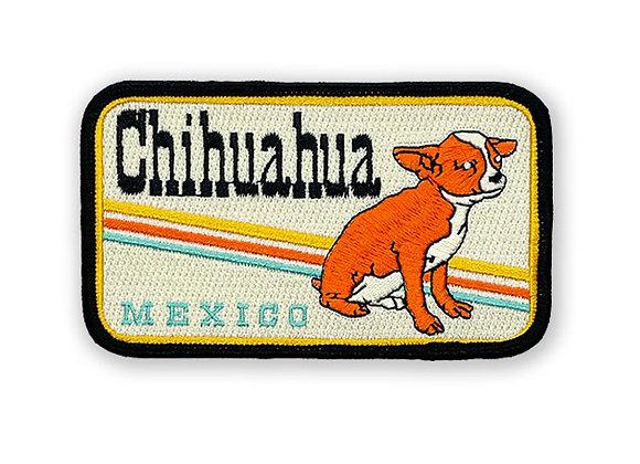 Chihuahua Mexico Patch