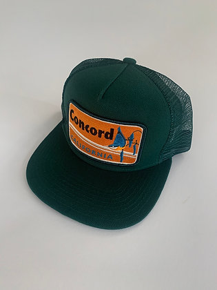 Concord Pocket Hat