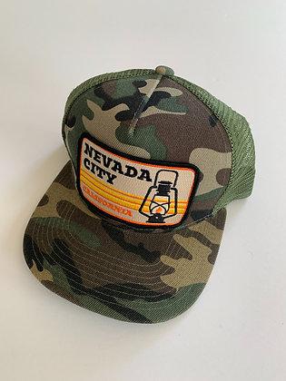 Nevada City Pocket Hat