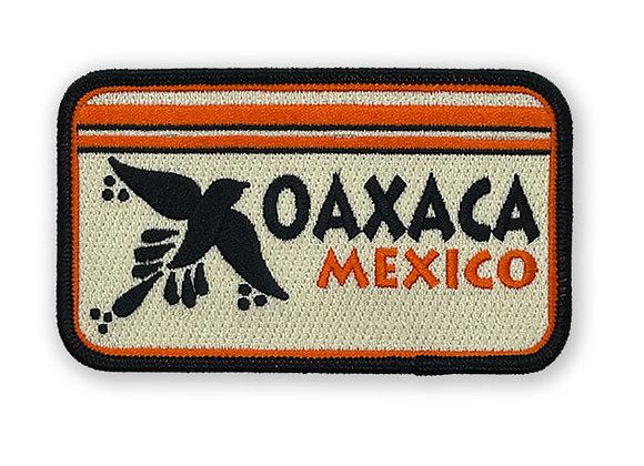 Oaxaca Mexico Patch