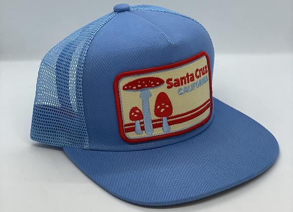 Santa Cruz Pocket Hat (Mushrooms)