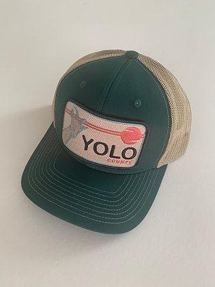 YOLO County Hat