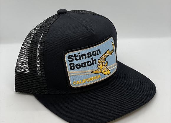 Stinson Beach Pocket Hat