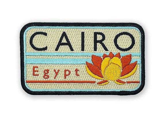 Cairo Egypt Patch