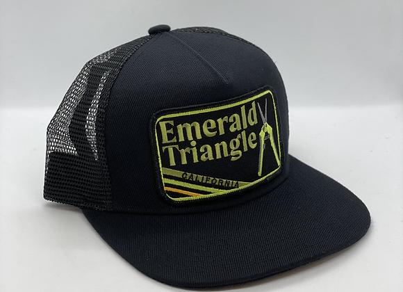 Emerald Triangle Pocket Hat