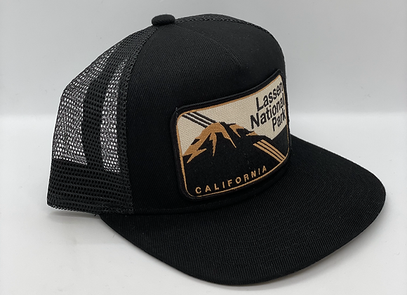 Lassen National Park Pocket Hat