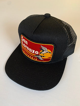 San Lorenzo Pocket Hat