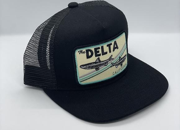 The Delta Pocket Hat