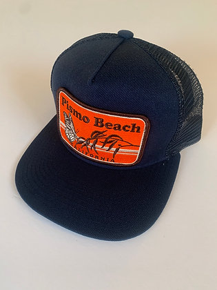 Pismo Beach Pocket Hat