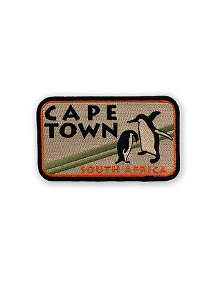 Cape Town, Africa - Patch