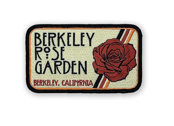 Berkeley Rose Garden Patch