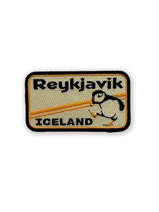 Reykjavik, Iceland - Patch