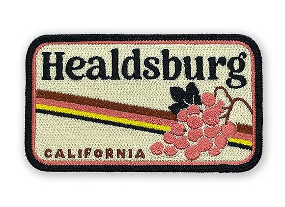 Healdsburg  Patch (Version 2)