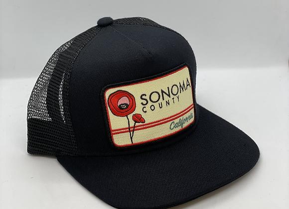 Sonoma County Pocket Hat
