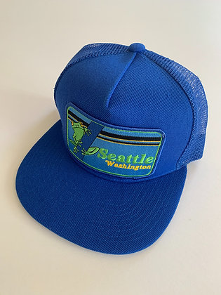 Seattle Washington Pocket Hat
