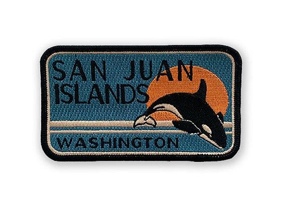 San Juan Islands, Washington - Patch